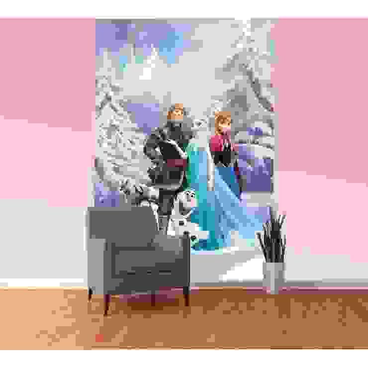 1Wall Frozen Wall Deco Wallpaper Mural de Home Flair Decor Moderno