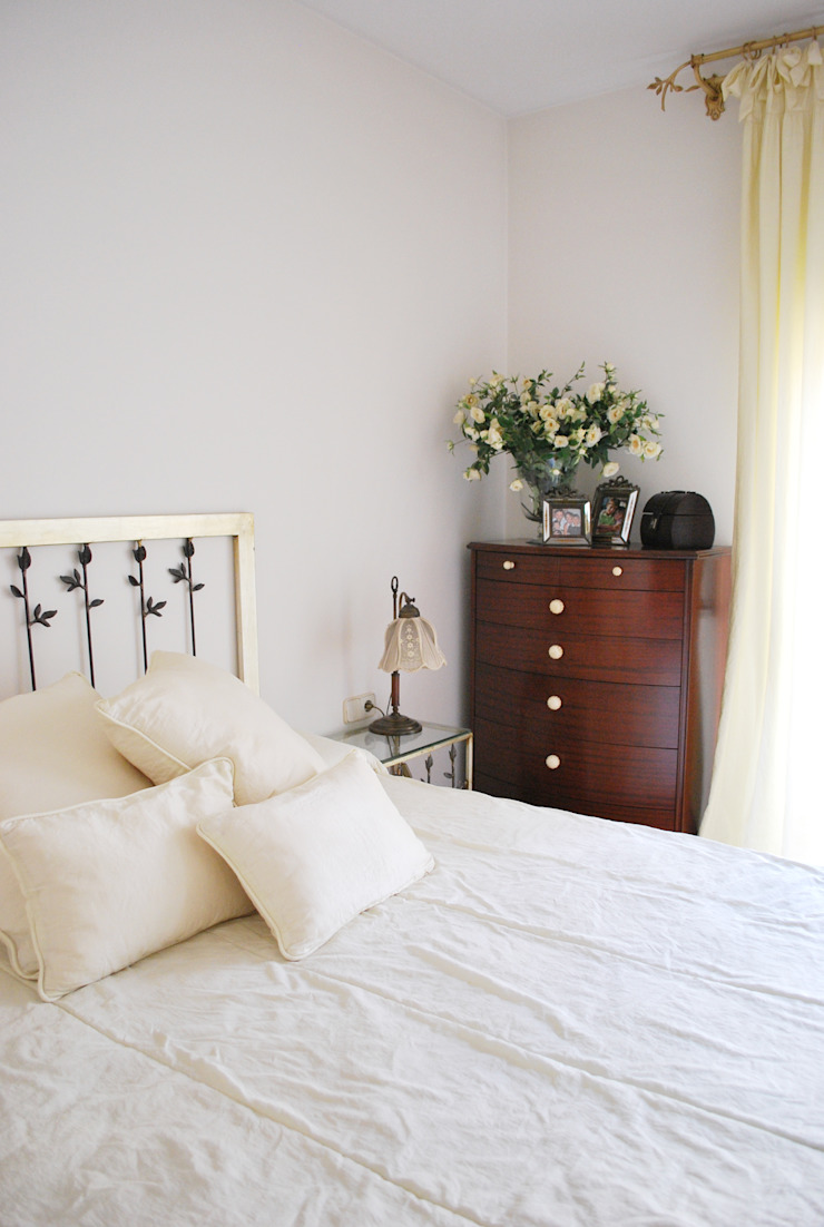 Classic style bedroom by Vicente Galve Studio Classic