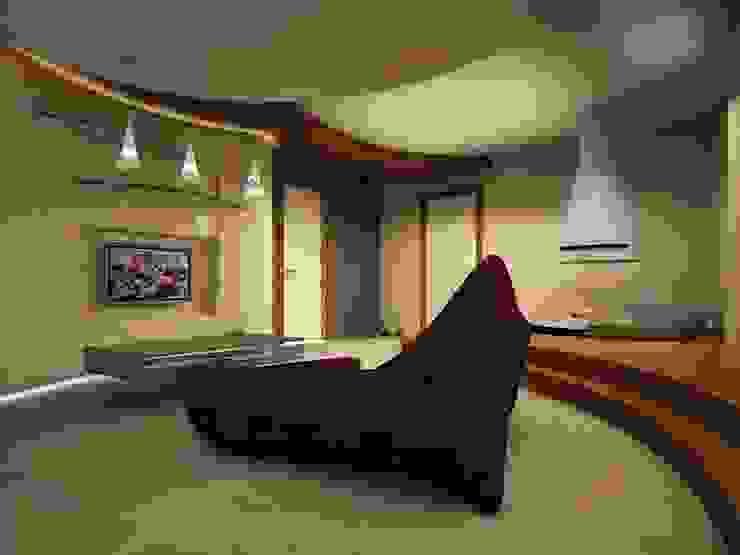 Villa teknogrup design Living room