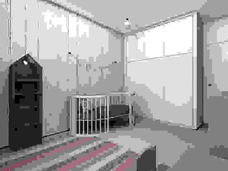 Industrial style nursery/kids room by ИНТЕРЬЕР-ПРОЕКТ.РУ Industrial