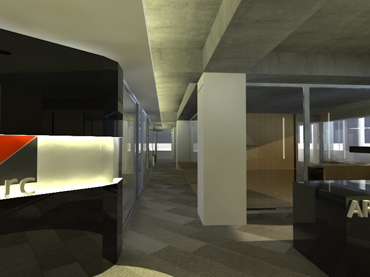 office teknogrup design อาคารสำนักงาน