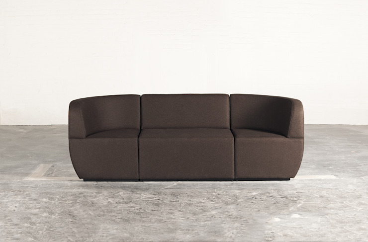 Cosmo - 3 seater couch Studio Lulo Living roomSofas & armchairs