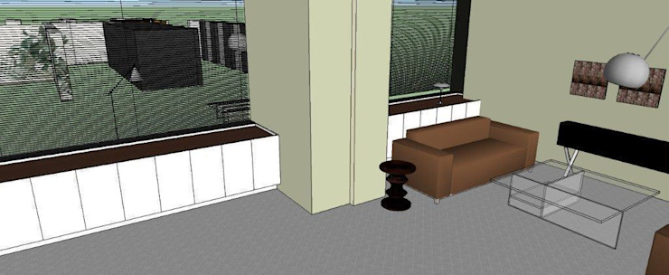 Office teknogrup design Espaces de bureaux minimalistes