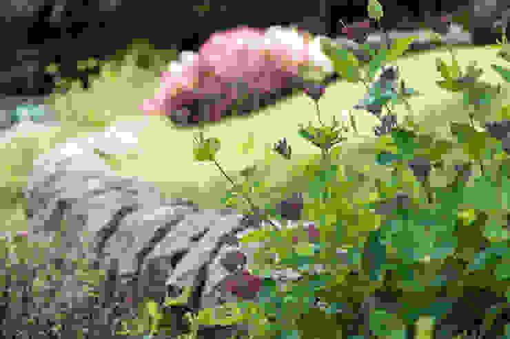 Honeysuckle Barnes Walker Ltd Rustic style garden