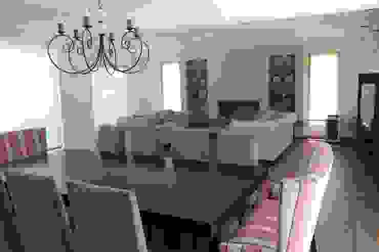 muebles modernos:  de estilo  por BAIRES GREEN MUEBLES,Moderno