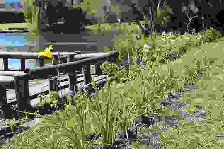 sobre el agua Jardines clásicos de BAIRES GREEN Clásico