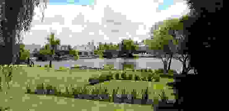 al agua Jardines clásicos de BAIRES GREEN Clásico