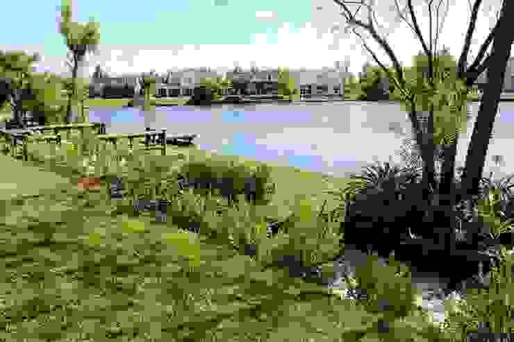 al lago Jardines clásicos de BAIRES GREEN Clásico