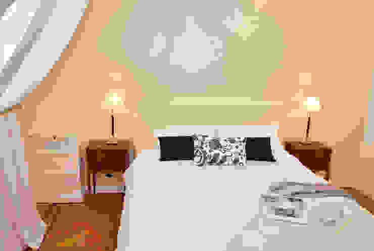 Departamento en Recoleta I GUTMAN+LEHRER ARQUITECTAS Dormitorios modernos: Ideas, imágenes y decoración