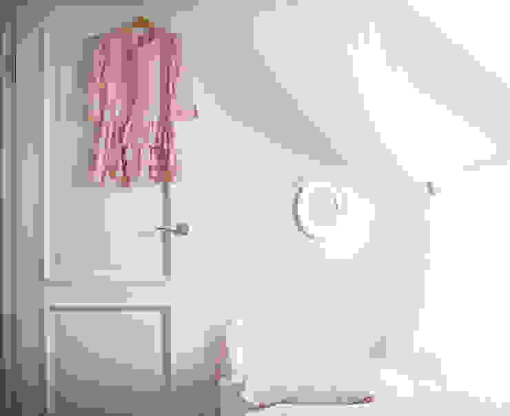 Pokój małej księżniczki. Klasyczny pokój dziecięcy od Miśkiewicz Design For Kids Klasyczny