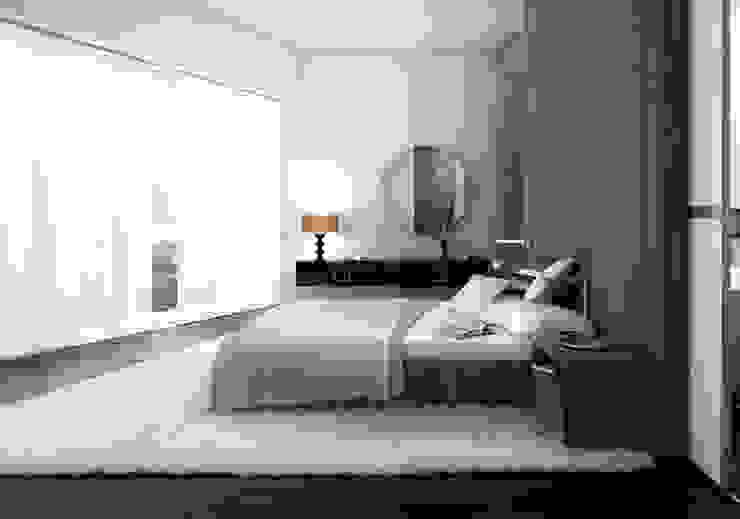 KODO projekty i realizacje wnętrz Dormitorios modernos: Ideas, imágenes y decoración