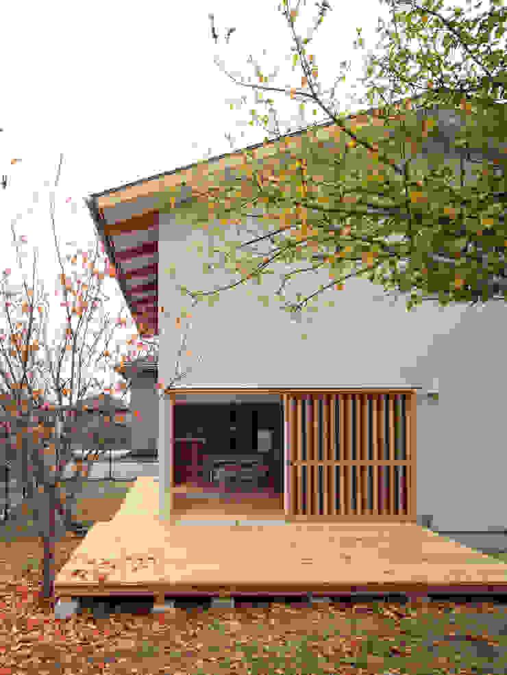 丘リビングの家 オリジナルな 家 の 一級建築士事務所 ノセ設計室 オリジナル