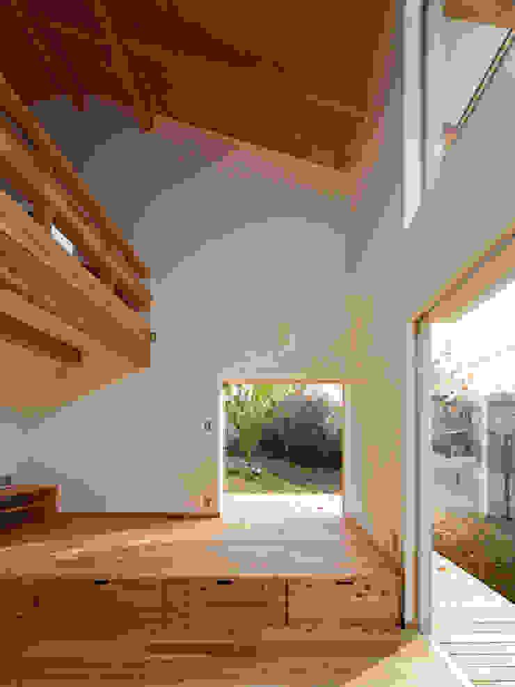 丘リビングの家 オリジナルな 窓&ドア の 一級建築士事務所 ノセ設計室 オリジナル