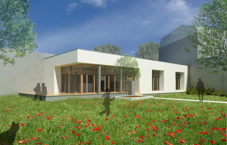 Maison N02 par 3B Architecture Moderne