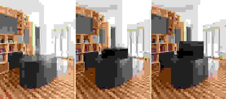 living+k di Studio Zero85 Moderno