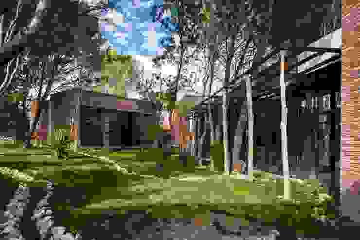 Jardines de estilo moderno de PLADIS Moderno