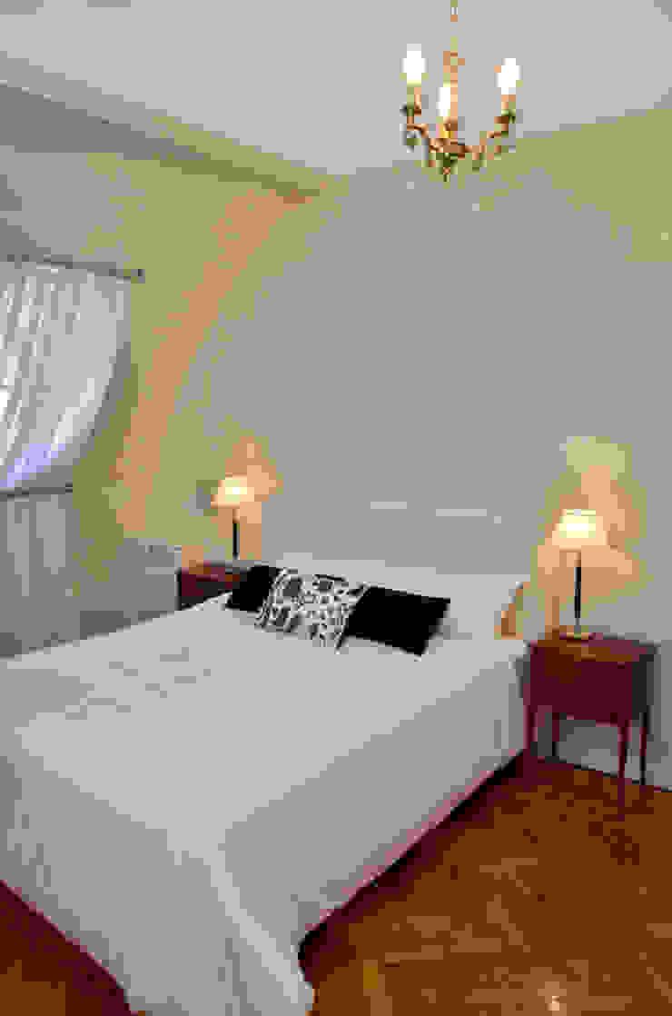 Dormitorios de estilo moderno de GUTMAN+LEHRER ARQUITECTAS Moderno