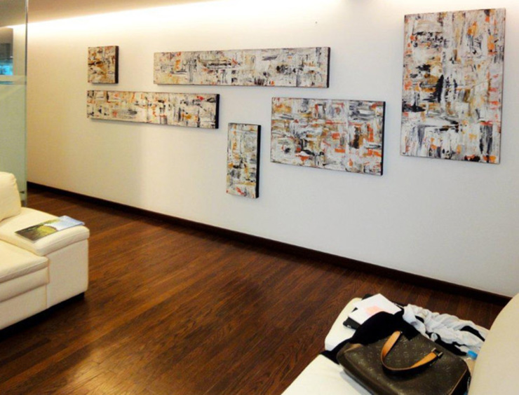 Walls & flooring by Victoria Goren Arte Contemporaneo