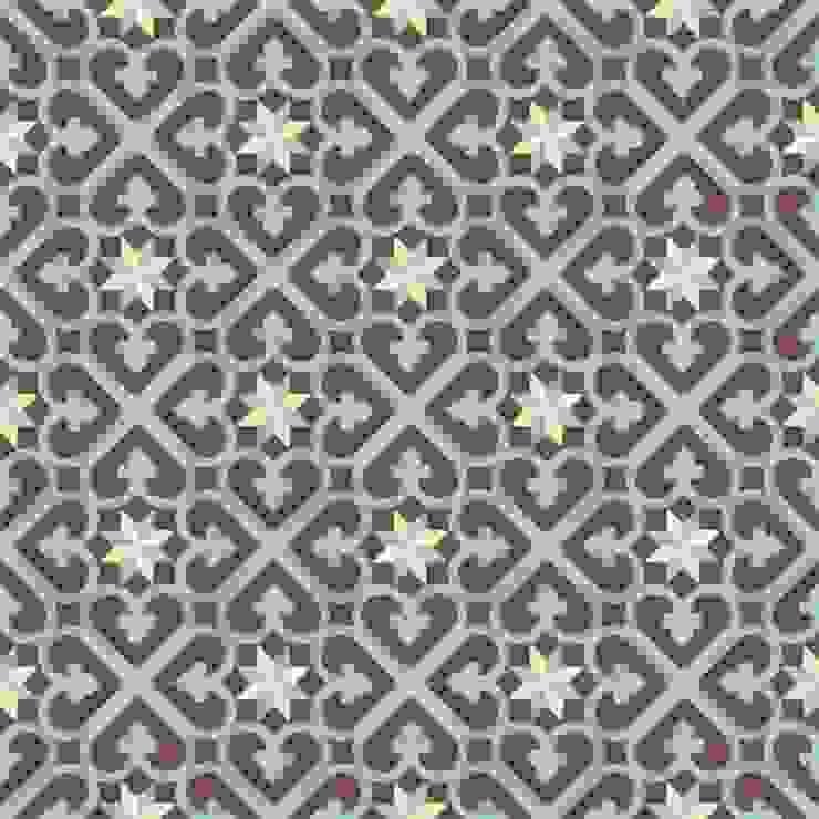 IVAN – cementowe płytki podłogowe od Kolory Maroka Śródziemnomorski