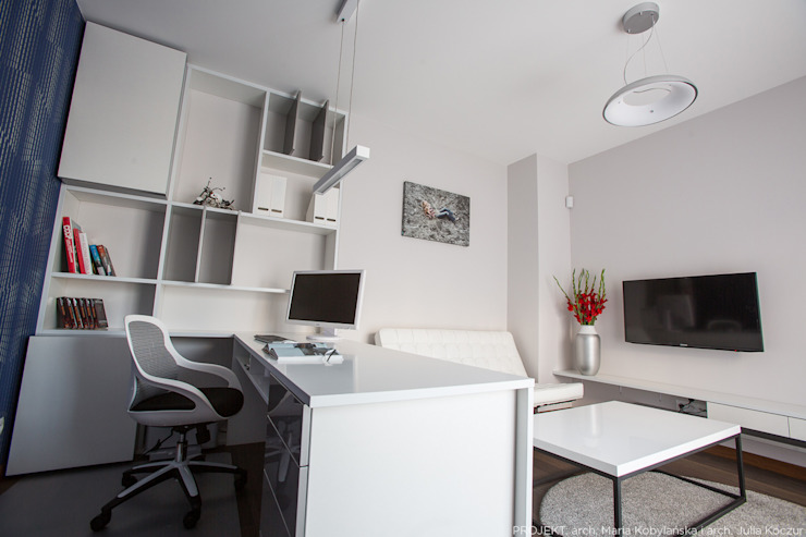 Study/office by LEMUR Architekci, Modern