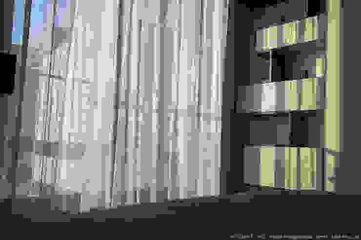 Quartos modernos por LEMUR Architekci Moderno