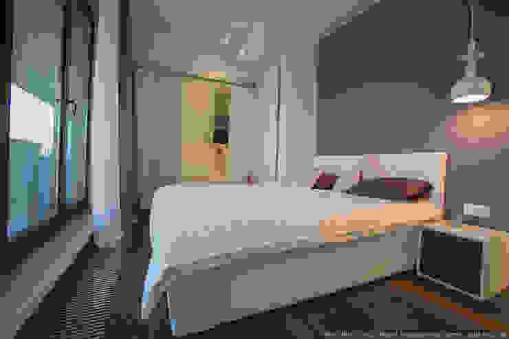 Bedroom by LEMUR Architekci, Modern
