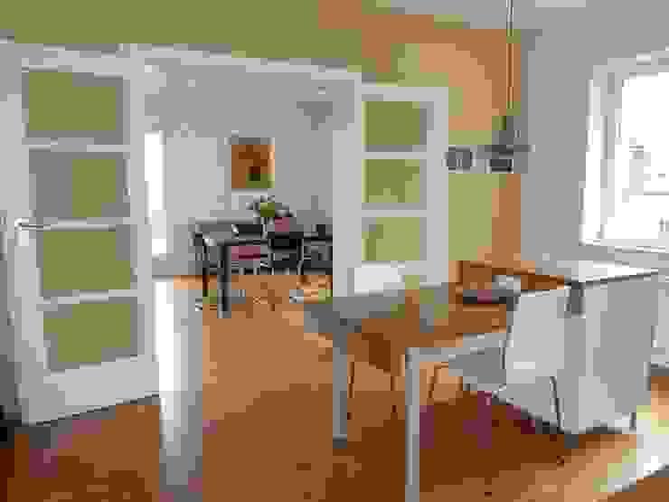 Essbereich in der Küche Klassische Küchen von Schenning-Architekten Klassisch