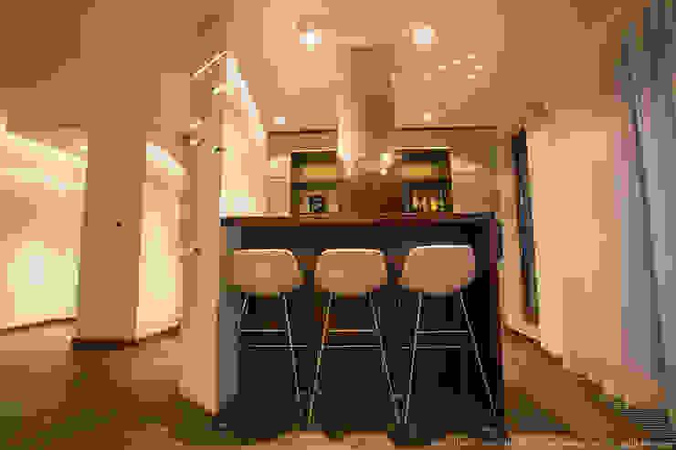 Cozinhas modernas por LEMUR Architekci Moderno