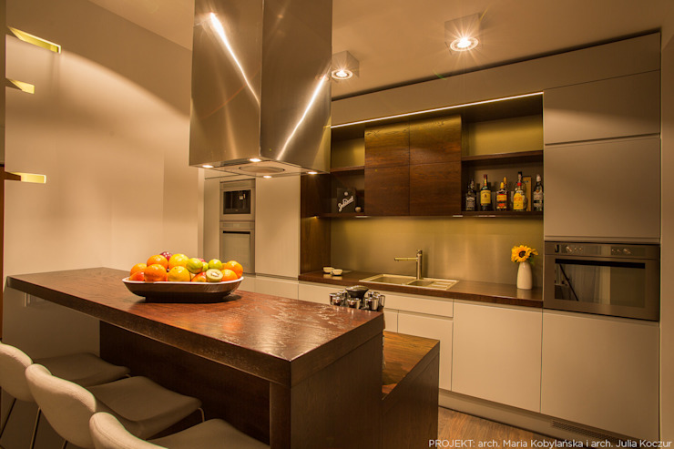 Kitchen by LEMUR Architekci, Modern