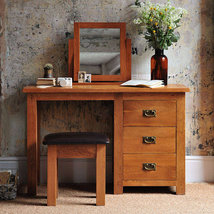 Oakland Dressing Table von The Cotswold Company Landhaus