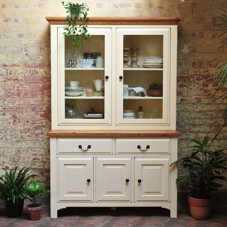 Westbury Painted Kitchen Dresser The Cotswold Company Dining roomDressers & sideboards