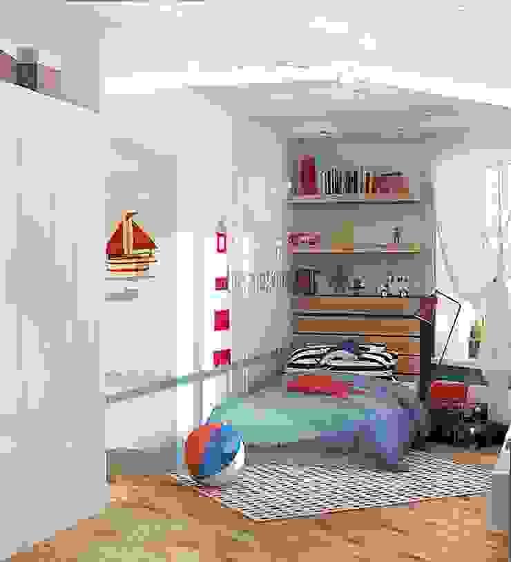 Мозжерина Марина ห้องนอนเด็ก