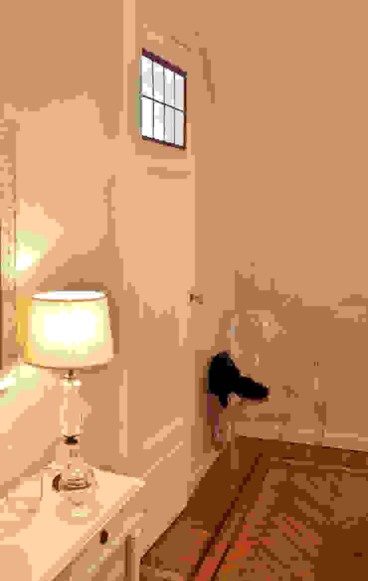 Modern style bedroom by GUTMAN+LEHRER ARQUITECTAS Modern