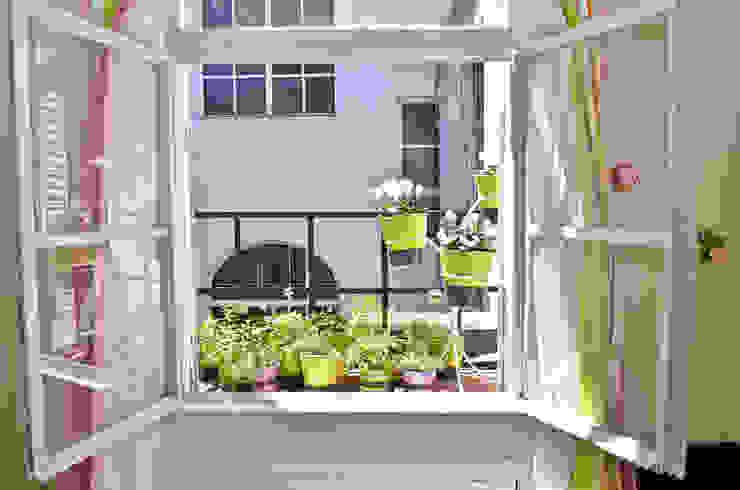 Fenêtres & Portes modernes par GUTMAN+LEHRER ARQUITECTAS Moderne