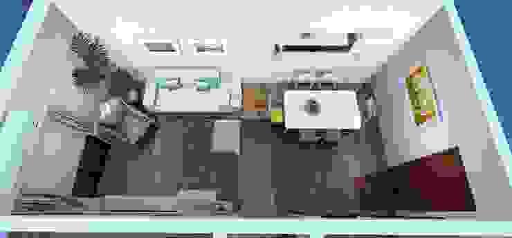 Muebles del angel Soggiorno moderno
