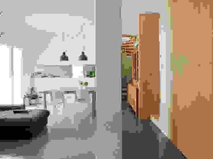 casa luana Soggiorno moderno di Studio Zero85 Moderno