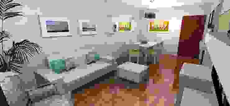 Muebles del angel Salon moderne