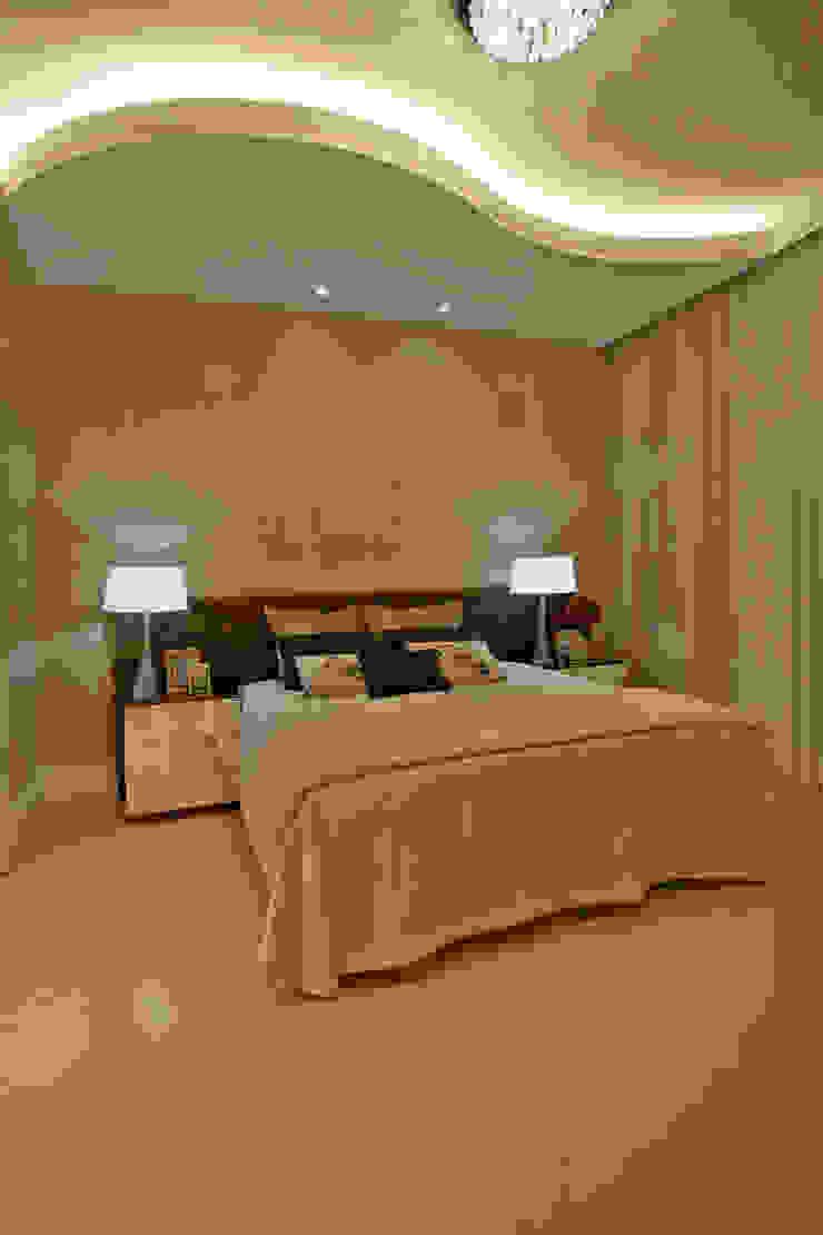 Casa Porto Seguro Quartos modernos por Arquiteto Aquiles Nícolas Kílaris Moderno