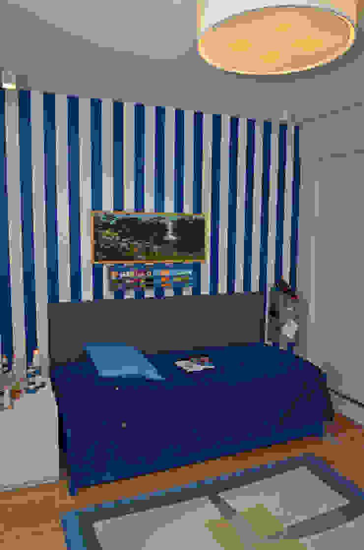 Chambre moderne par GUTMAN+LEHRER ARQUITECTAS Moderne
