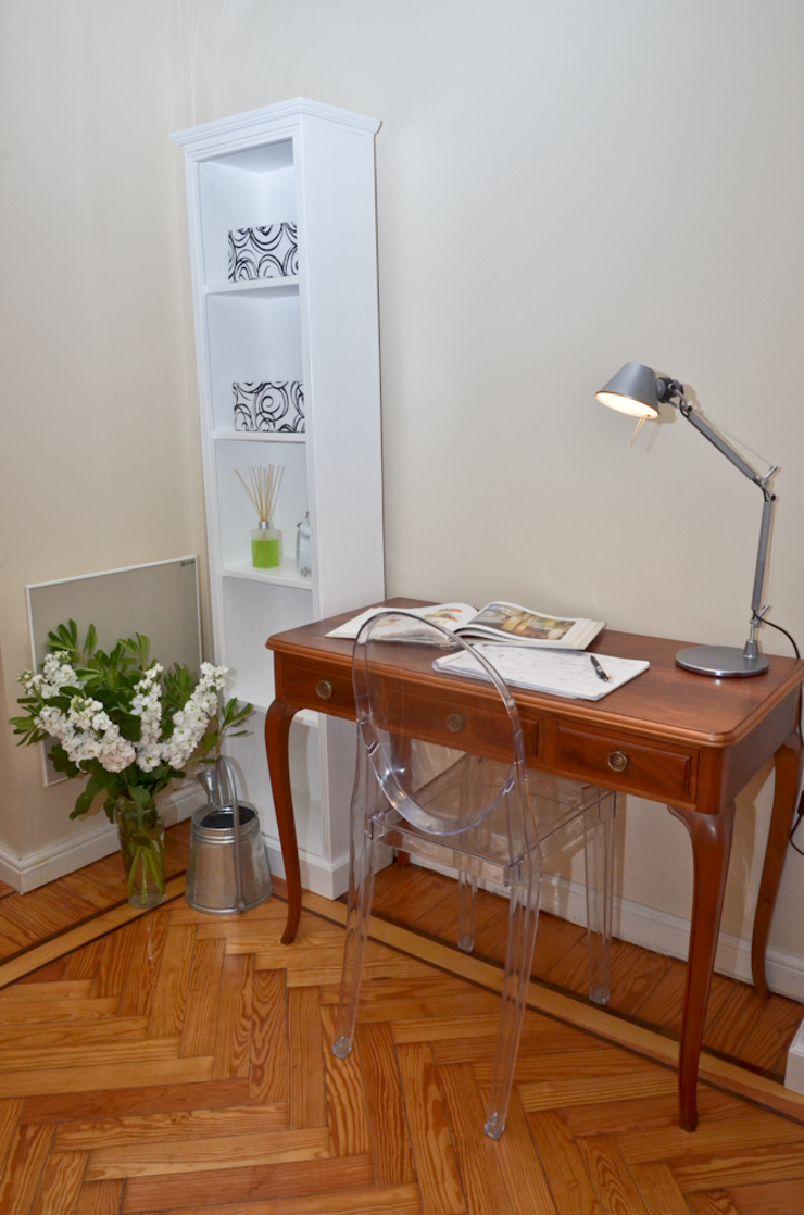 GUTMAN+LEHRER ARQUITECTAS Study/office