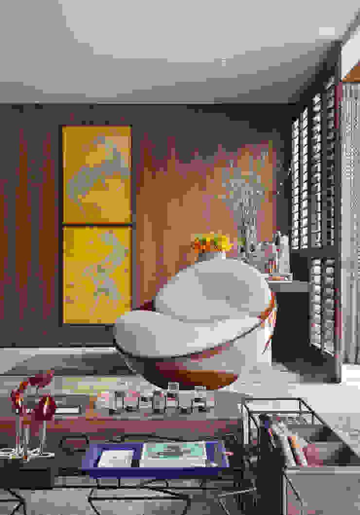 Apartamento WSS por Yamagata Arquitetura Moderno