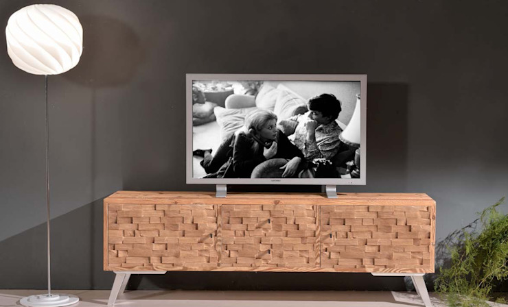 Base TV L185 P47 H60 di Chimento Design Moderno