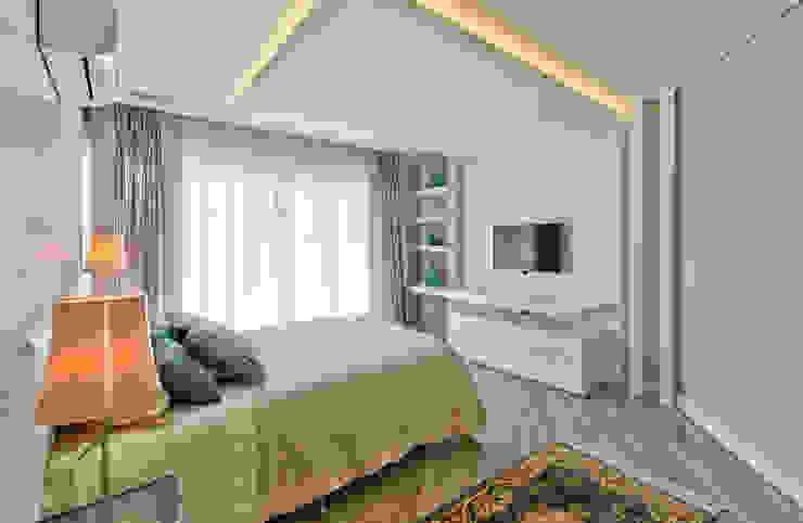 Dormitorios de estilo moderno de Espaço do Traço arquitetura Moderno