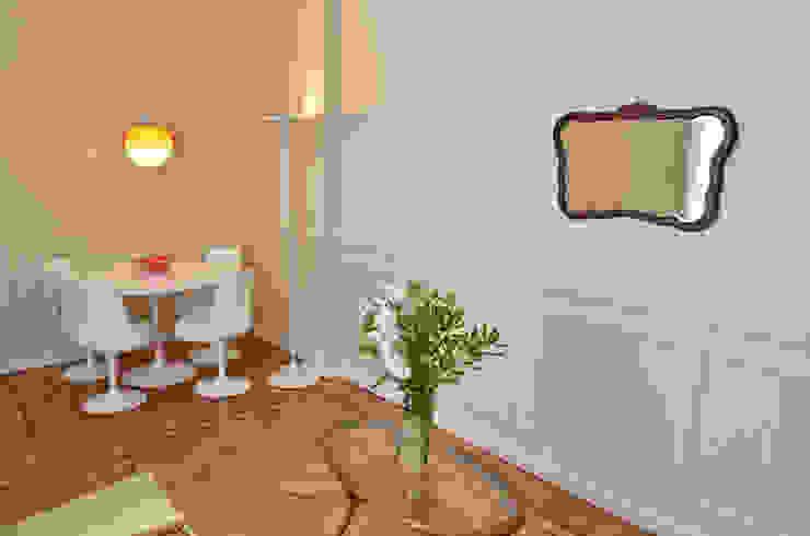 GUTMAN+LEHRER ARQUITECTAS Living room
