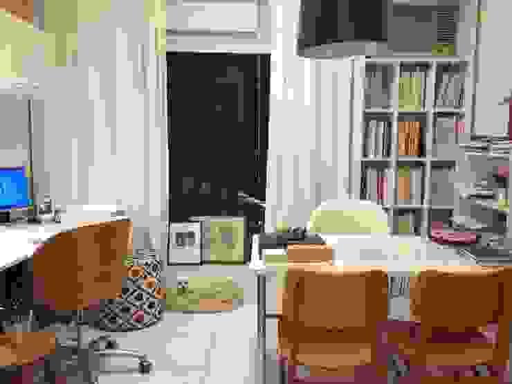 de estilo  por Flavia Lucas & Adriana Esteves  - Arquitetura, Moderno