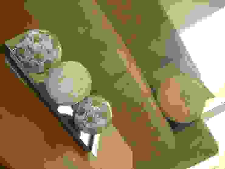 Implantação e Produção - Condomínio residencial Corredores, halls e escadas modernos por E F DESIGN.INTERIORES.PAISAGISMO Moderno