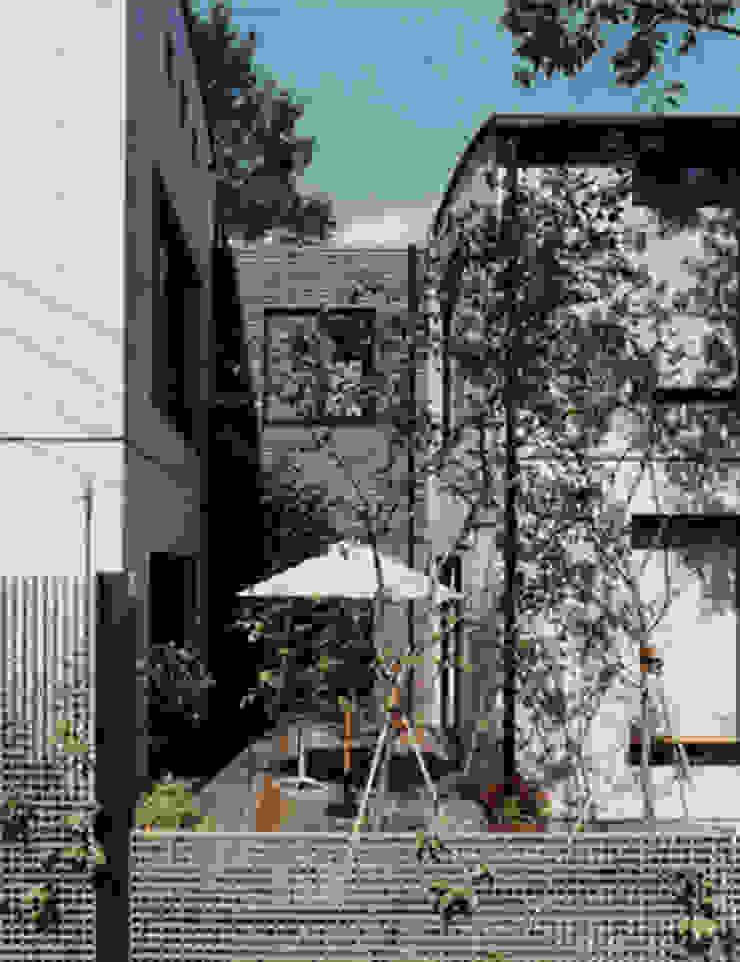中庭 モダンな庭 の MA設計室 モダン