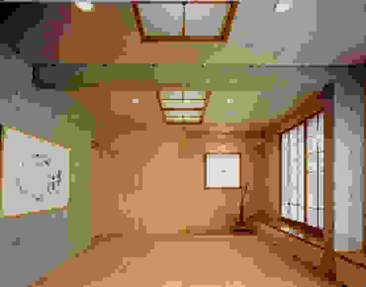 客室(和室) オリジナルデザインの 多目的室 の MA設計室 オリジナル