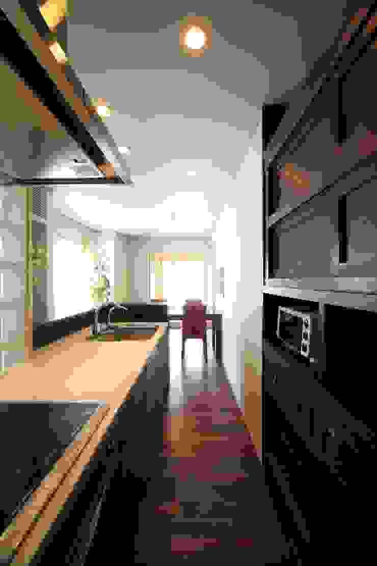 キッチン モダンな キッチン の MA設計室 モダン