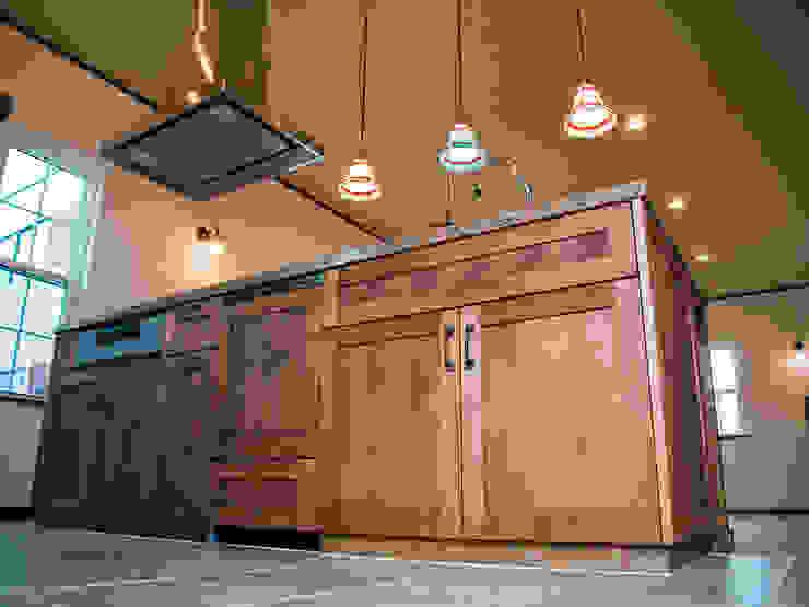 キッチン.* オリジナルデザインの キッチン の 株式会社 盛匠 オリジナル